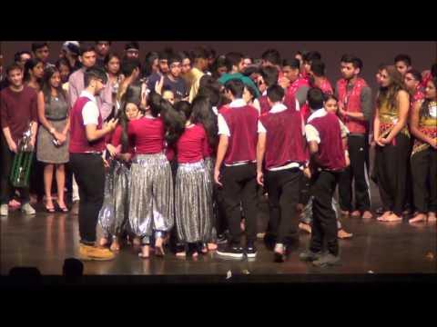 2017-03-03: Desi Tashan 2017: Wicked Andaaz 2nd Place (Farmington High Schools)