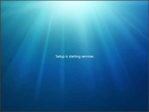 Instalacion Windows 7 Beta