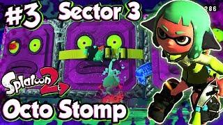 ABM: Splatoon 2 Sector 3 !! Beaker's Depot Mission Gameplay!! HD