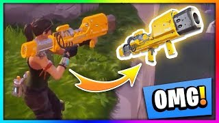 Top 5 Rare & Secret Guns You Didn't Know Exist in Fortnite: Battle Royale!