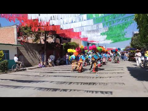 Romita 2012 Segundo Cuartel Danza de Aguascalientes