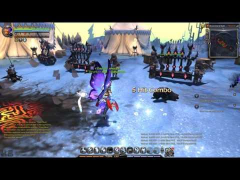 Dragon Nest Europe - Lv 80 Daily Quest [Blade Dancer]