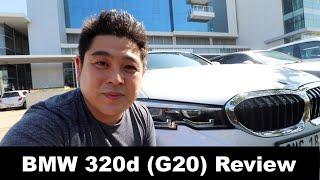 2019 BMW 320D (G20) | Exterior and Interior review *Traditional Chinese subtitles*