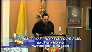 JESUS NO ES HIJO FISICO DE JOSE