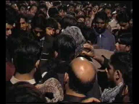 Haji Iqbal-sad Muharram Noha video