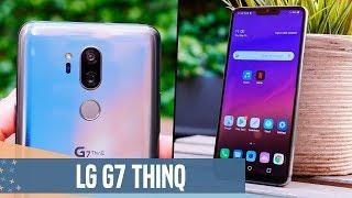 LG G7 ThinQ: primeras impresiones y precio