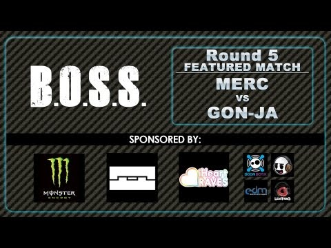 [BOSS JAN-2013] Merc vs Gon-Ja Round 5 Featured Match [EmazingLights.com]
