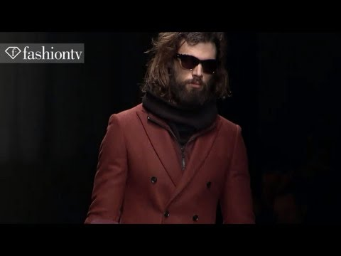 Trussardi Men Fall/Winter 2013-14 | Milan Men
