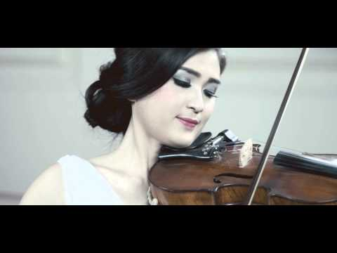 Download Beautiful in White  Violin Cover by Aloysia Edith
