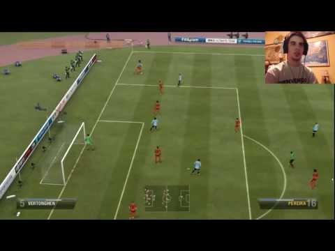 DIRECTO Final Torneo Oro Fifa13 UT