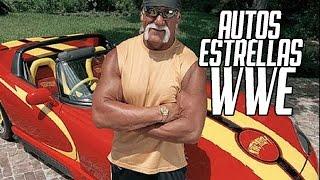 AUTOS SUPERESTRELLAS DEL WWE (RANDY ORTON, JHON CENA, HULK HOGAN,...)| WHATTHECAR