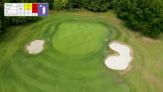 Temple Golf Club Hole 5