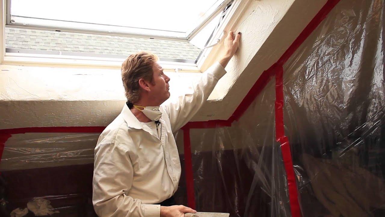 Interior Plaster And Sheet Rock Repair Youtube