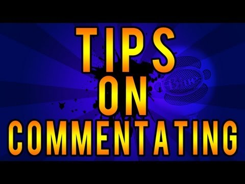 How To Become A GOOD Gaming Commentator