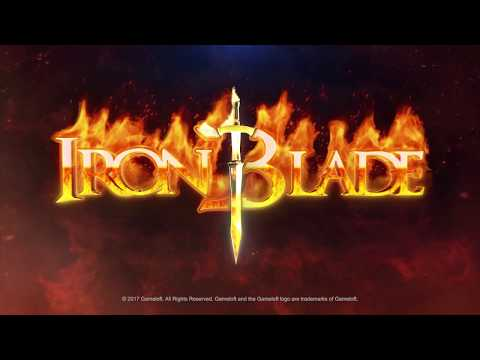 Iron Blade: Monster Hunter RPG APK Cover