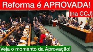 Veja a votação que aprovou a Reforma da Previdência na CCJ. E agora? Rodrigo Maia fala...