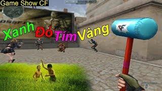 Game Show CF | 7 Sắc Cầu Vồng | TQ97