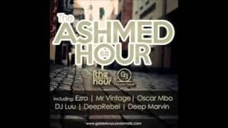 Ashmed Hour 68  Guest Mix II By Mr Vintage