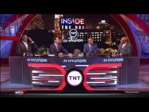Inside the NBA: Shaq needs more from Kendrick Perkins, Skip Bayless, Chuck's pronunciation 5-7-13