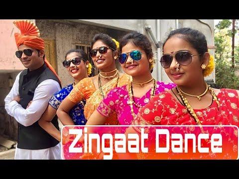 Download Lagu  Zingaat | Sairat | Paul Dance Station   | Ajay - Atul. Mp3 Free