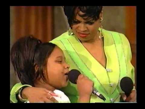 Karen Clark-Sheard and Kierra Sheard--