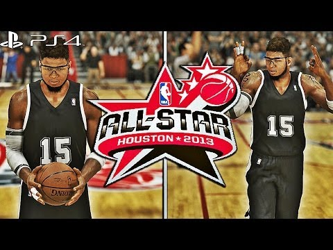 NBA 2K14 PS4 MyCAREER ~ All-Star Weekend ~ Rising Star Game ~ Champs Sports Endorsement!!