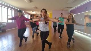 Oye Mujer Raymix Coreo By Kardio Latino