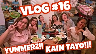 AFFORDABLE UNLI SAMGYUPSAL | It's CL: VLOG #16