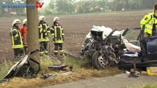 Tödlicher Unfall auf der L336 in Stuhr