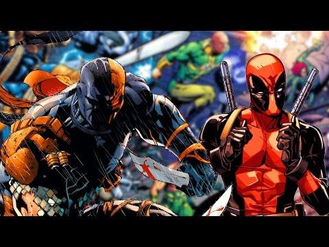 Top 5 Assassins In Comics! (Marvel & DC)