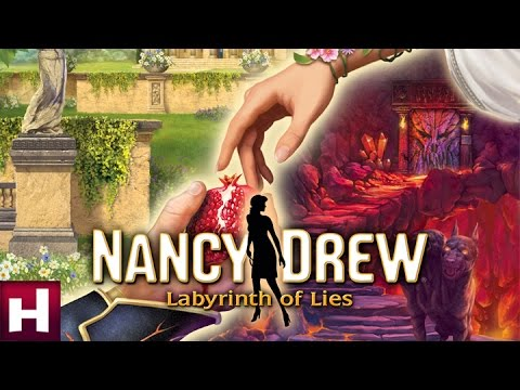 Nancy Drew: Labyrinth of Lies Official Trailer