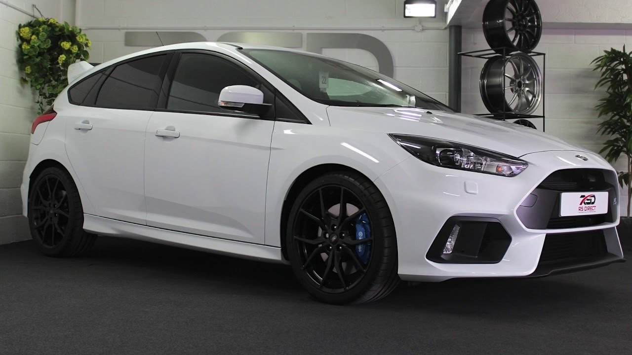 2017 ford focus rs white 200 interior and exterior images. Black Bedroom Furniture Sets. Home Design Ideas