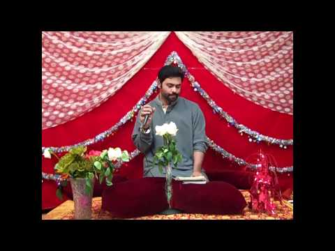 Ali Ka Sath Ha Zahra Ki Shadi Manqabt By Asgher Hussain Anjuman-e-hussaini Pennsylvania Usa video