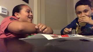 Sour candy challenge