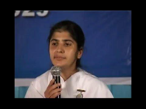 Blissful Relationships (part 1) - Bk Shivani (hindi) video