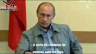 Putin - Não brinca em serviço. veja com os seus próprios olhos. presidente russo