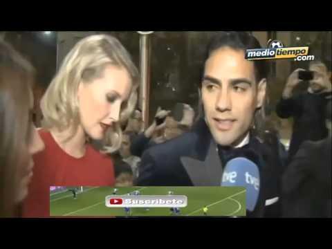 Confirman Grave Lesión De Radamel Falcao | radamel falcao lesion