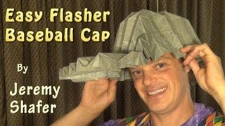 Easy Flasher Baseball Cap