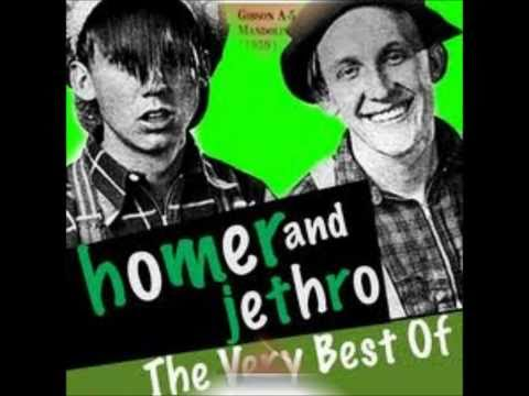 Homer and Jethro - Screen Door