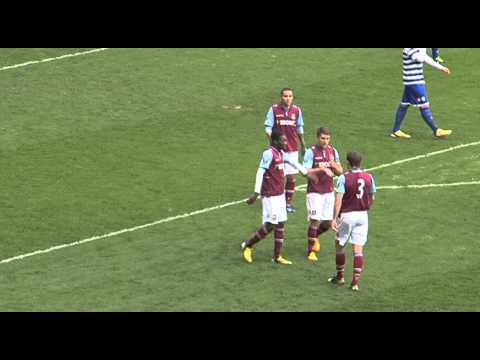 Watch: Blair Turggot's hat-trick for West Ham