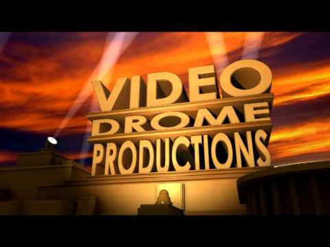Videodrome Productions 20th Century Fox style logo