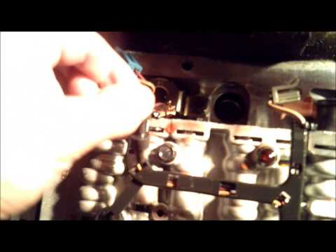 How To Install Teckpak A74741Q Repair Valve in a 4L60E Without Removing Valve Body