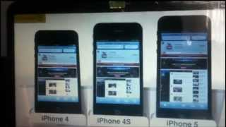 iPhone 4 vs iPhone 4S vs iPhone 5 - Speed - Camera - Game Test