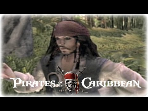 Pirate of the Caribbean the Legend of Jack Sparrow Walkthrough Part 1 - Escaping the Island