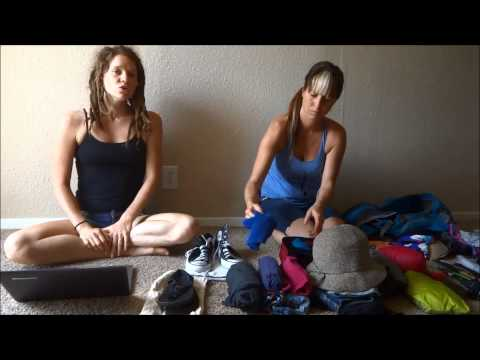 Packing for Europe and Benefits of Minimalist Lightweight Backpacking (Simple Living and Travel)