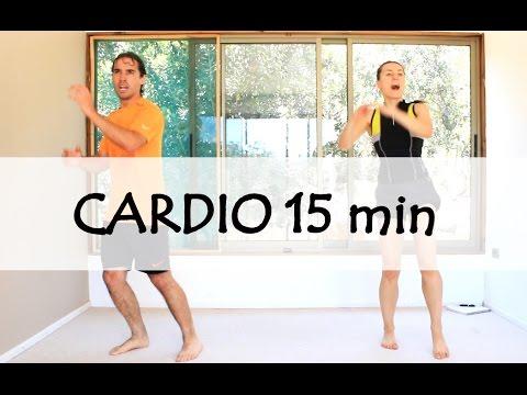 Cardio para quemar grasa | Entrenamiento kick boxing en casa | Elena Malova
