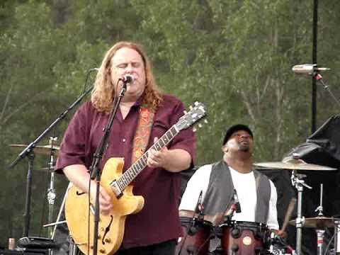 Warren Haynes Band - 2011-04-16 - Wanee Music Festival, Live Oak, FL - Invisible