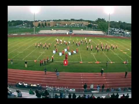2008 Grant Community High School Marching Bulldogs