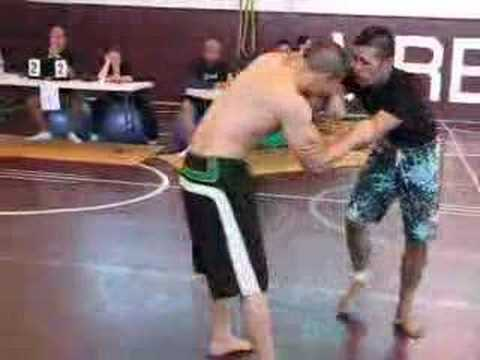 vs. Kenn (2007 Mt. SAC Submission Grappling Open) Image 1