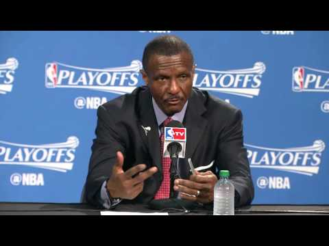Raptors Post-Game: Dwane Casey - May 1, 2016